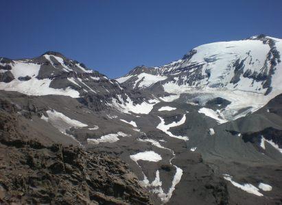 Ascenso Cerro Leonera – 22 y 23 de Noviembre de 2014