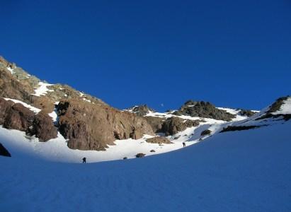 Ascenso Cerro Halcón Este (Celsa)