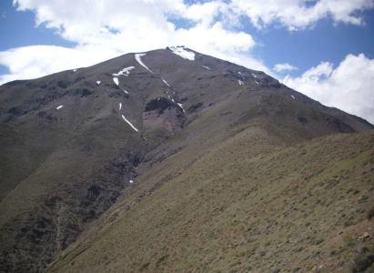 Ascenso Cerro La Colorada