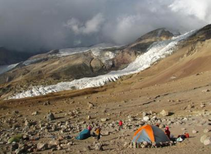 Intento de Ascenso al cerro Alto – Expedición DAV 2015
