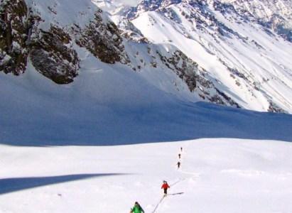 Curso Montañismo Invernal Agosto 2015