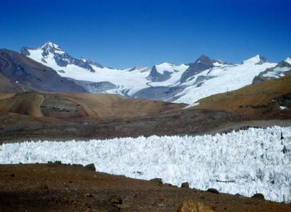 Expedición DAV Glaciar Olivares Beta – 11 al 19 de Febrero 2017