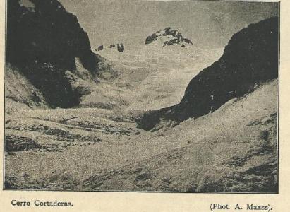 Relato del Primer Ascenso al Cortaderas de 1932 por Albrecht Maass