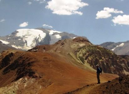 Ascenso Cerro Pintor 4.180 msnm – sábado 13 Febrero