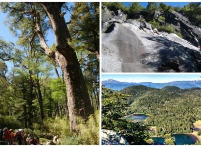 Escalada y trekking en la región de la Araucanía – 23 y 24 de Abril
