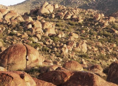 Boulder en Punitaqui, Región de Coquimbo – 07 y 08 de Mayo