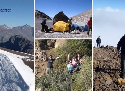 Curso de Formación de Montaña AndesContact-DAV – Noviembre 2016