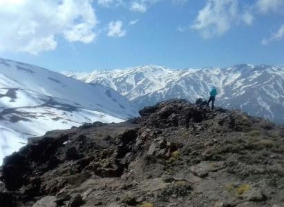Cerro Arqueado de Barrera 22 de Octubre