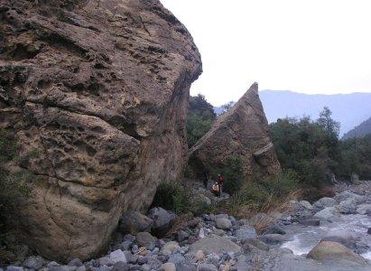Salida Escalada Piedra Rommel – 3 de Diciembre