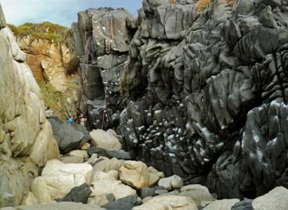 Escalada Roca Oceánica – Domingo 19 Febrero