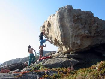 Bouldering Zapallar – Domingo 22 Enero
