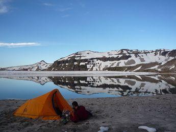 Trekking a Laguna Las Animas 20-21 y 22 de Enero