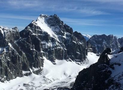 Salida guiada de Montaña, Aguja Helada 27 y 28 Mayo