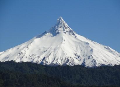 Ascenso guiado al Volcan Puntiagudo 28 al 30 de Julio