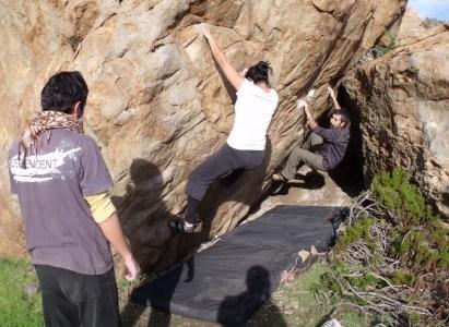 Boulder Golden, Totoralillo Región de Coquimbo – 12 y 13 de Agosto