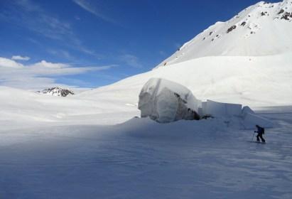 Salida Randonnée Cerro Unión, 28-29 Julio