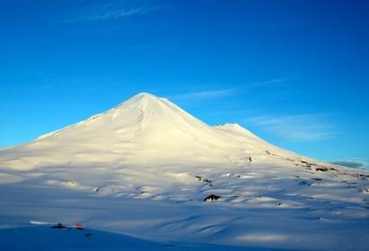 Ascenso en Ski Volcán Llaima, región de la Araucanía – 10 y 11 de Noviembre
