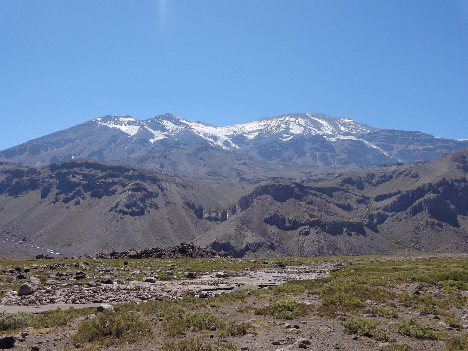 Ascenso Volcán San José -1 a 4 de Noviembre