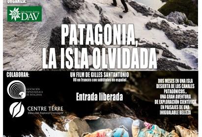 Película Patagonia La Isla Olvidada -18 de Diciembre