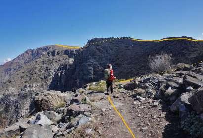 Ascensión Puerta de la Cordillera – 11 de Mayo