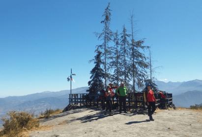 Ascensión Alto Vizcachas – 18 de Mayo