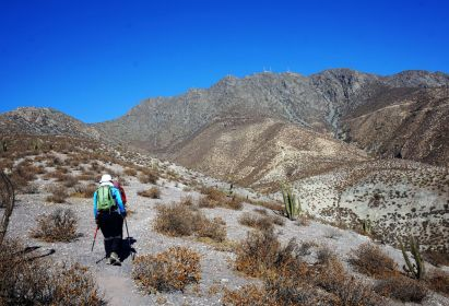 Trekking cerro La Giganta – 16 de Junio