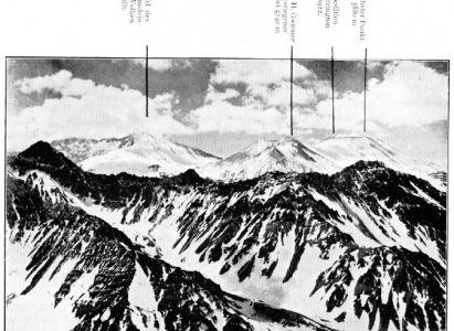 Ascenso de Gwinner al San José en 1920 – Traducción del artículo publicado en 1931