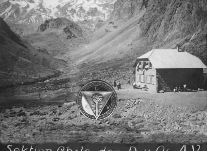 """Prehistoria del Refugio """"Lo Valdés"""" – Traducción del artículo publicado en 1943"""