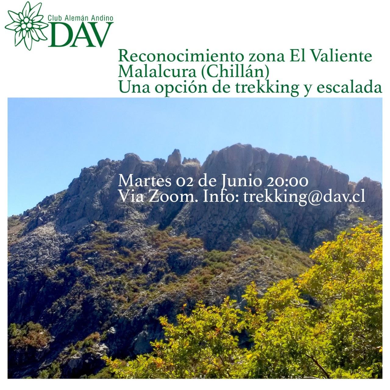 Ciclo de Diaporamas Online DAV