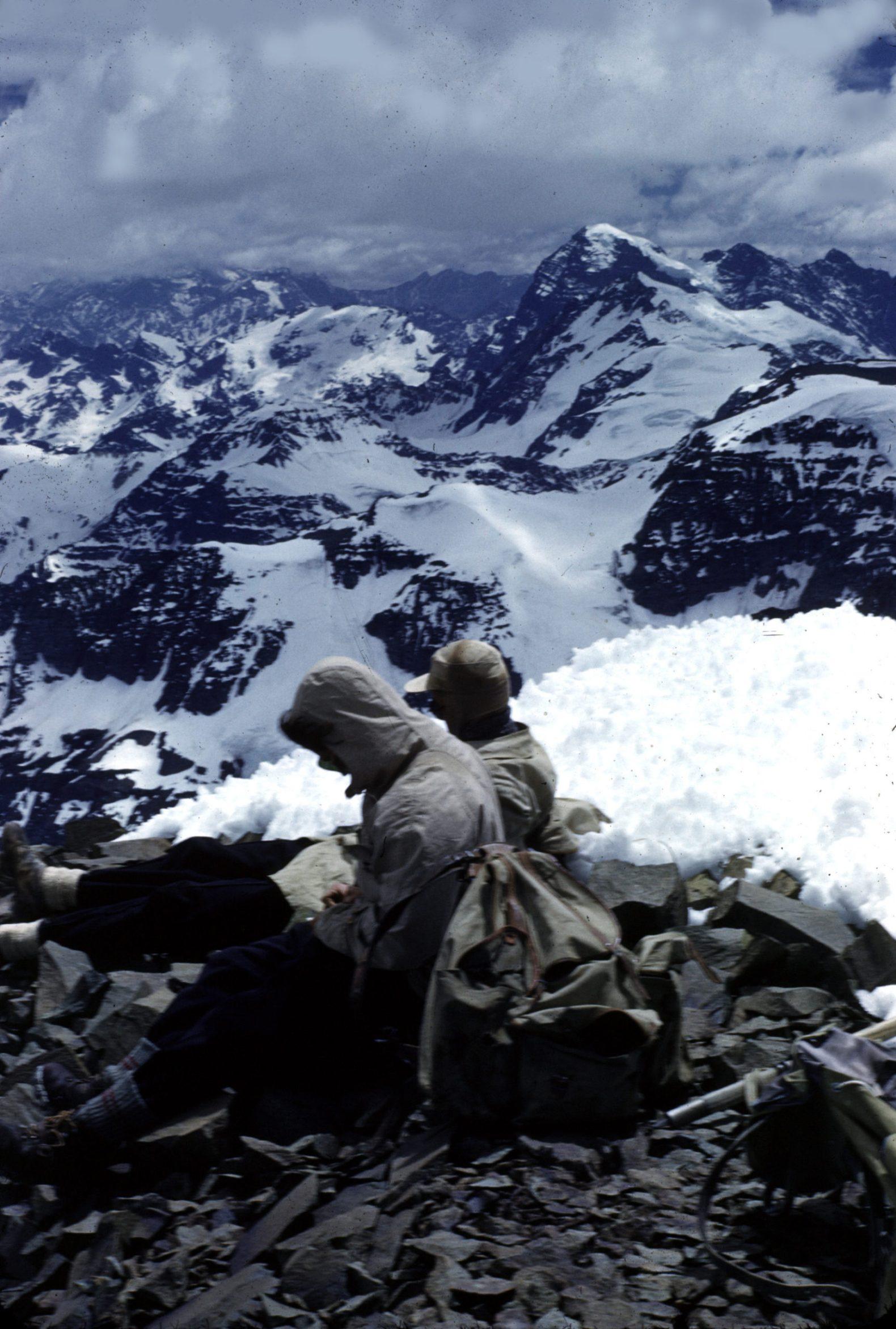 Cerro Negro 1952 – Fotos de Eberhard Meier
