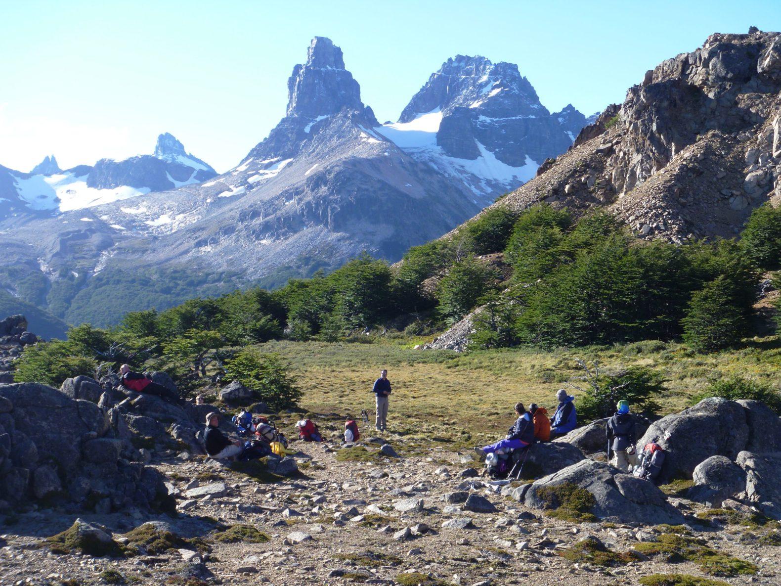 Trekking Circuito Cerro Castillo – 6 al 11 de febrero del 2021