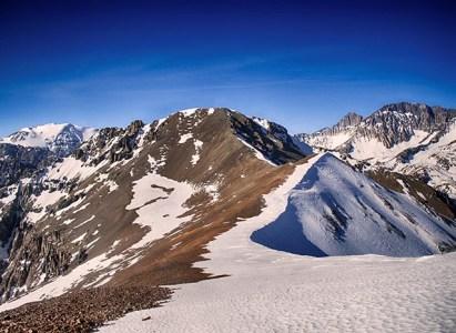 Ascenso Cerro Los Piches – 5 a 6 de Diciembre del 2020