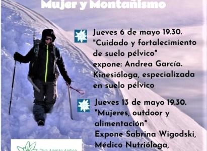 Ciclo de Charlas: Salud de la Mujer y Montañismo