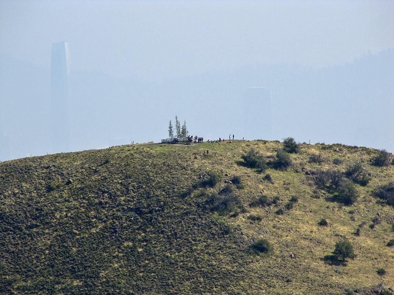 Salida Cerro Alto de Las Vizcachas – 17 de octubre