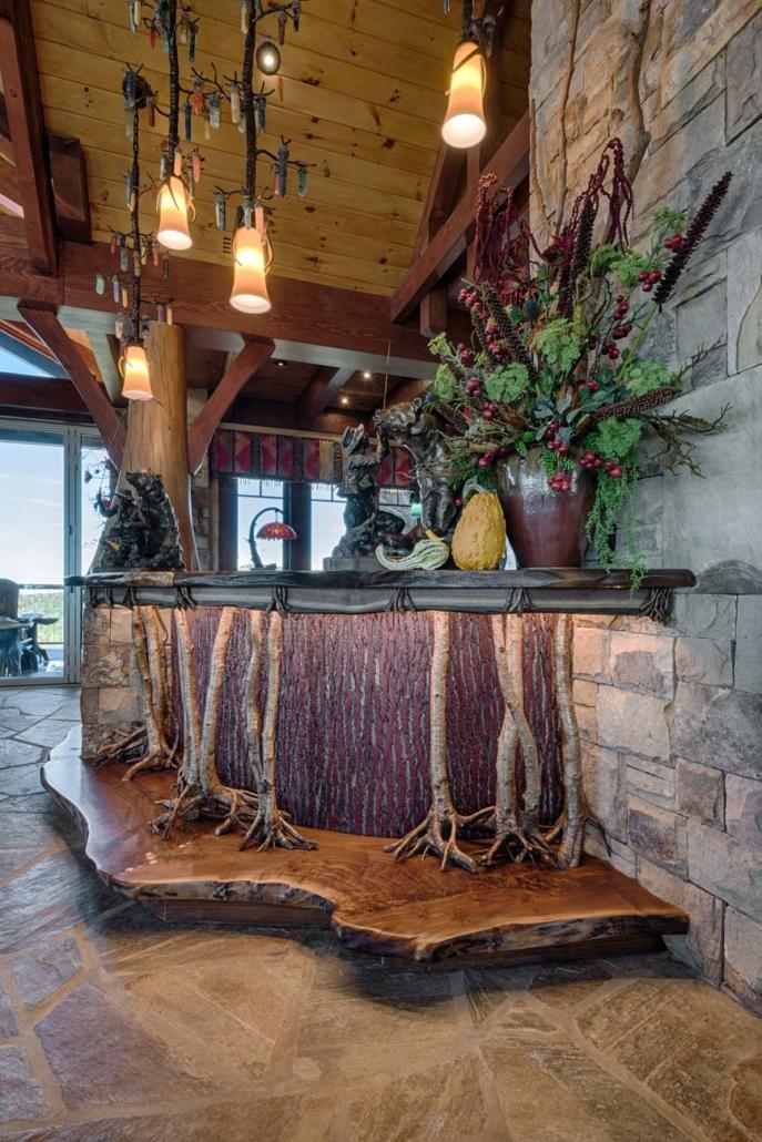 interior design linville ridge nc