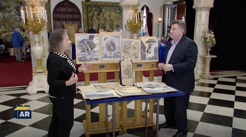 Susan Andrae on Antiques Roadshow, Season 23, Episode 5