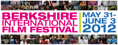 The 2012 edition of the Berkshire International Film Festival, where Robert on his Lunch Break will be shown on Sunday, June 3rd.