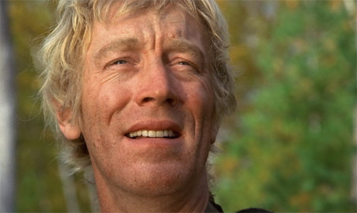 Max von Sydow in Jan Troell's The Emigrants