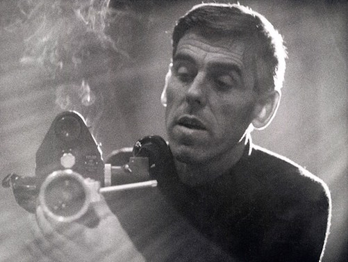 Director of photography Raoul Coutard