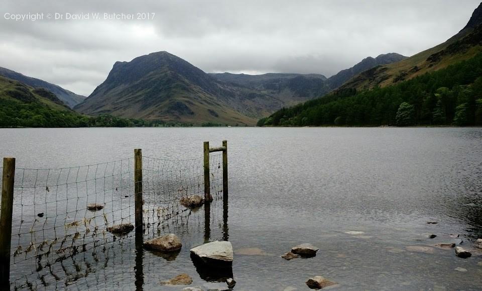 Lake District Trek Day 4 Buttermere to Rosthwaite