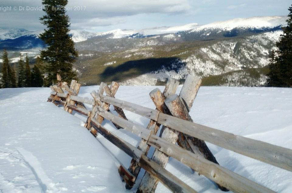 Skiing Winter Park
