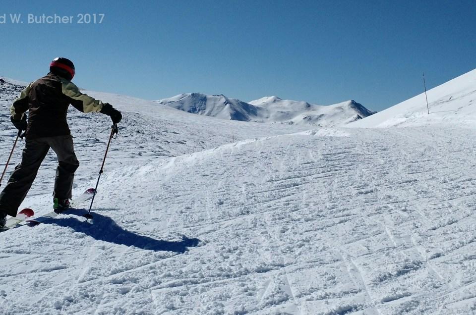 Winter Park Ski Area Photos