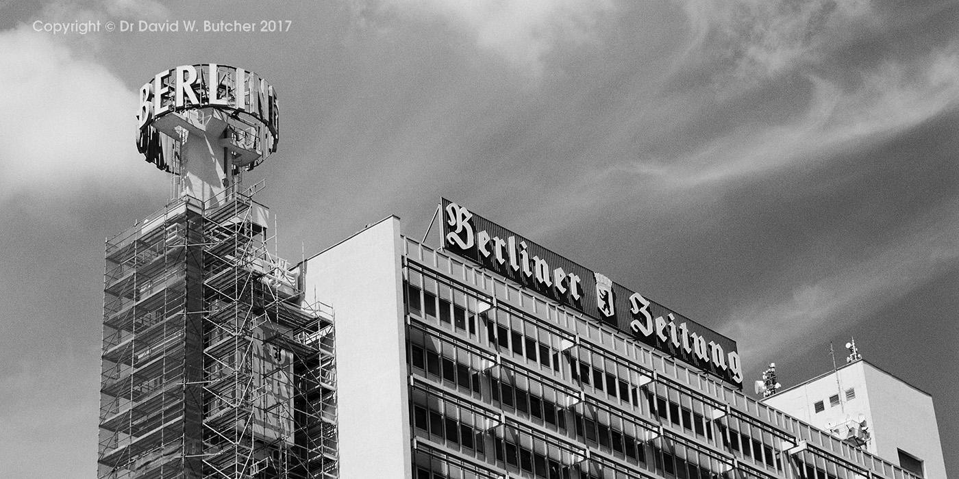 Zeitung In Berlin