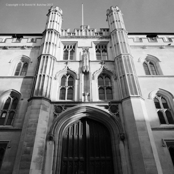 Corpus Christi College, Cambridge, England
