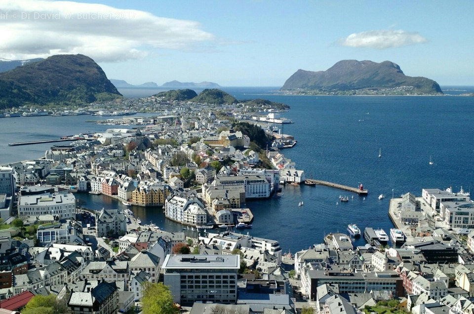 Norway Photo Trip, Alesund