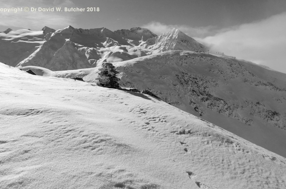 Obergurgl Skiing Last Day