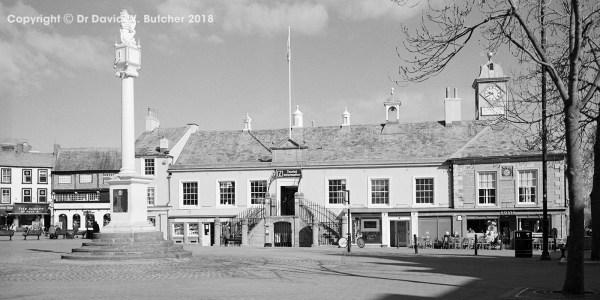 Carlisle Old Town Hall, Cumbria, England