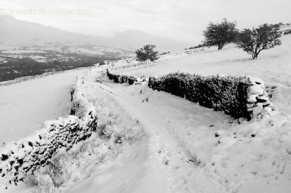 Peak District Snow 2019
