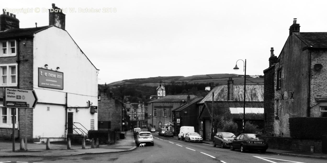 Marsden Peel Street