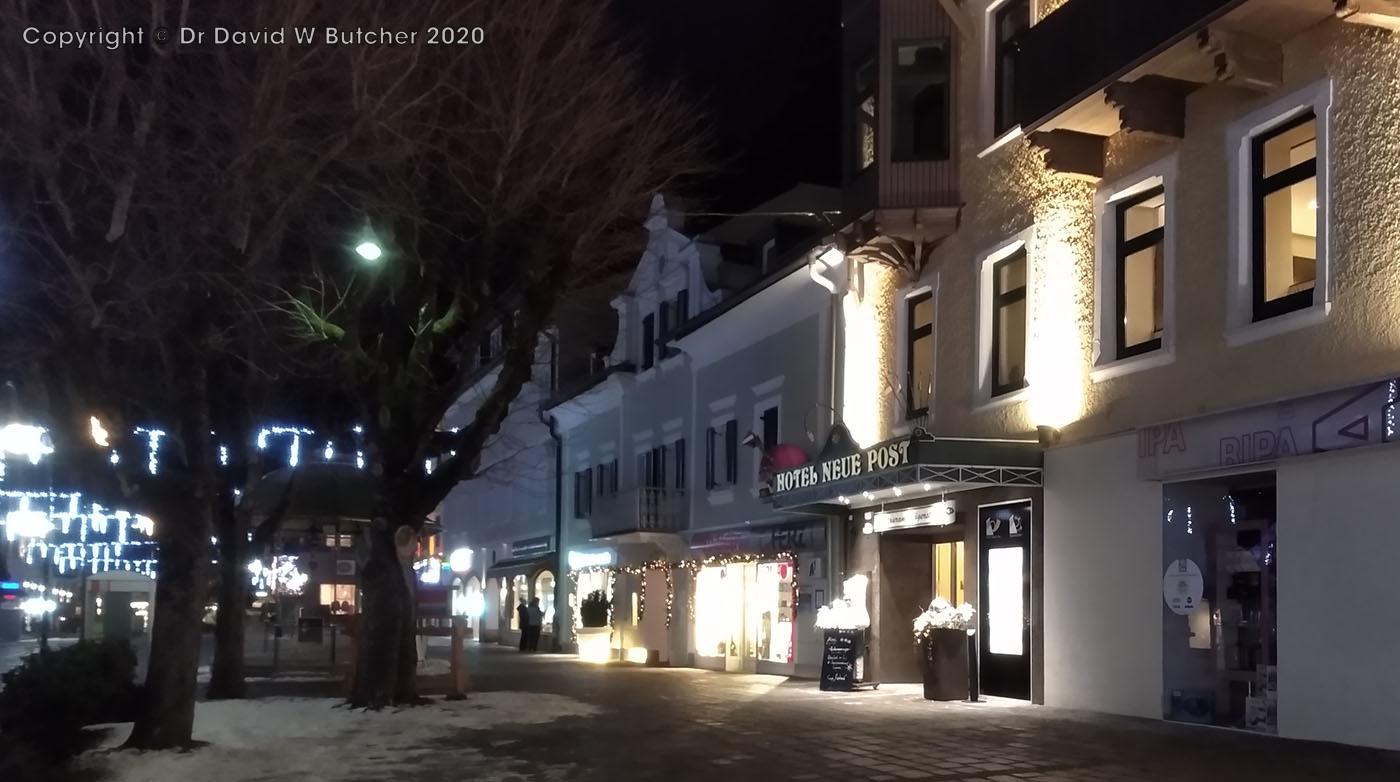 Schladming Hotel Neue Post